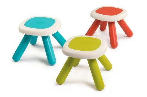 SMOBY - Stolička, 3 Druhy Ostatní hračky na zahradu