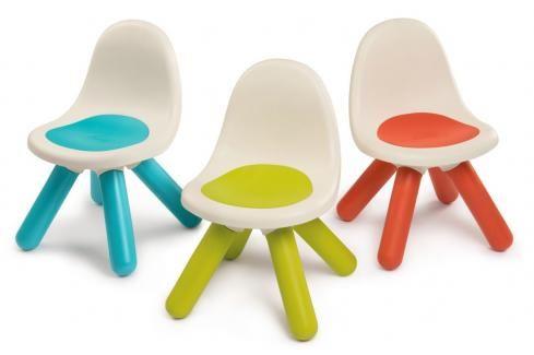 SMOBY - Židlička, 3 Druhy Ostatní hračky na zahradu