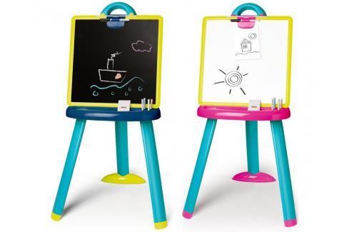 SMOBY - Tabule Na Kreslení 2V1 Stojací, 2 Druhy Kreativní a výtvarné hračky