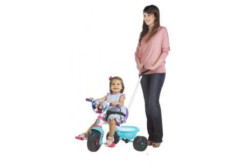 SMOBY - Trojkolka Be Move Frozen 740309 Tříkolky pro děti