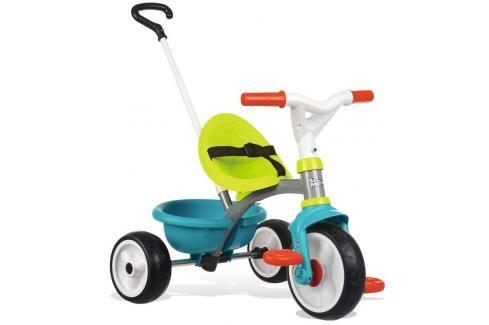 SMOBY - Tříkolka Be Move Modro-Zelená Tříkolka pro děti