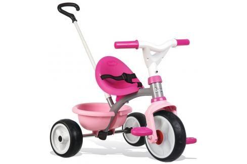 SMOBY - Tříkolka Be Move Růžová Tříkolka pro děti