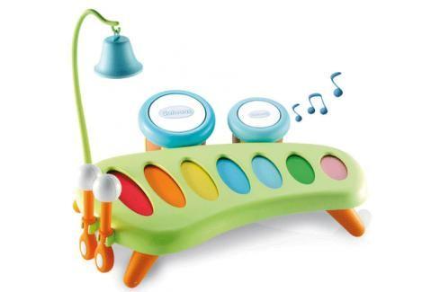 SMOBY - Xylofon Cotoons Hudební hračky