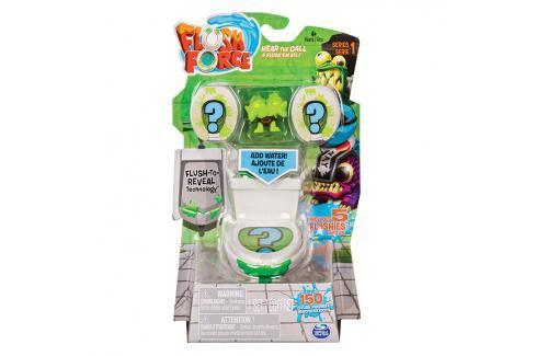 SPIN MASTER - Flush Force 4 Figurky + Záchod Asst Akční figurky