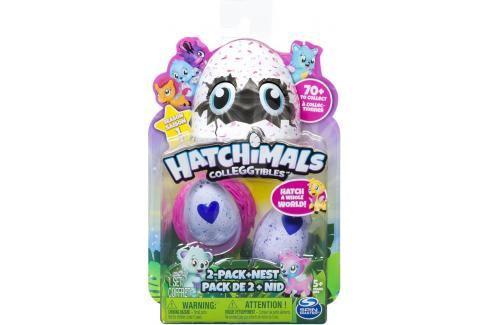 SPIN MASTER - Hatchimals Sběratelská Zvířátka Ve Vajíčku Dvojbalení S2 Asst. Figurky zvířat