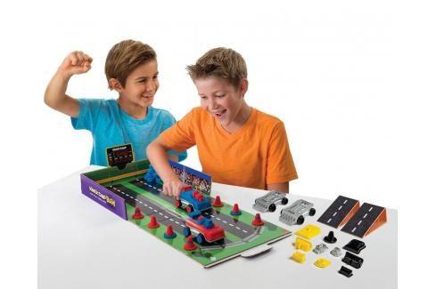 SPIN MASTER - Kinetic Sand Autíčka na závodech 26967 Kreativní a výtvarné hračky