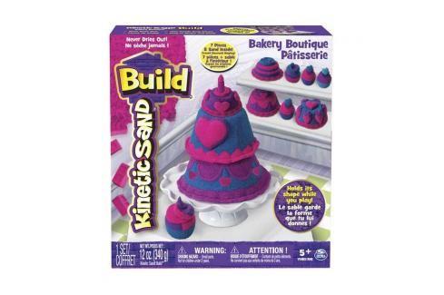 SPIN MASTER - Kinetic Sand Cukrárna 27479 Kreativní a výtvarné hračky