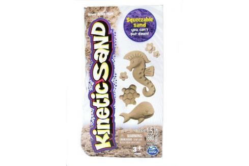 SPIN MASTER - Kinetic Sand Barva písek 26697 Kreativní a výtvarné hračky