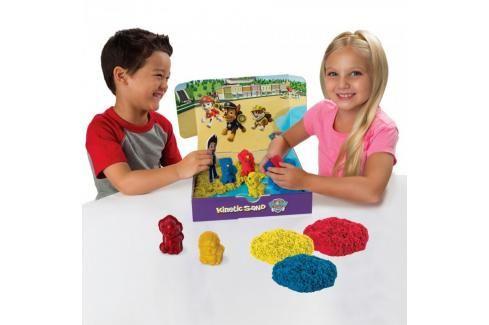 SPIN MASTER - Kinetic Sand Paw Patrol 27965 Kreativní a výtvarné hračky