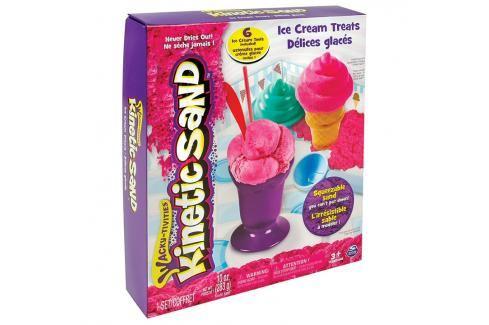 SPIN MASTER - Kinetic Sand Zmrzlinová Hrací Sada Kreativní a výtvarné hračky
