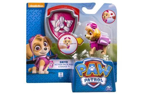 SPIN MASTER - Paw Patrol Figurka S Akčním Batohem Pohádkové figurky