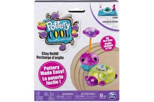 SPIN MASTER - Pcl Cool Náhradní Hliněné Placky Kreativní a výtvarné hračky