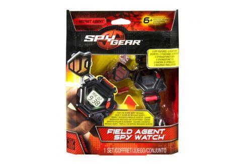 SPIN MASTER - Spy-Gear Agenturní hodinky 21571 Hrajeme se na špiony
