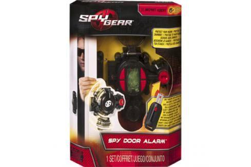 SPIN MASTER - Spy-Gear Dveřní alarm 22362 Hrajeme se na špiony