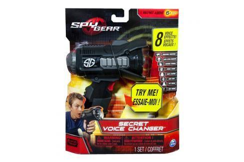 SPIN MASTER - Spy-Gear Měnič hlasu 30855 Hrajeme se na špiony