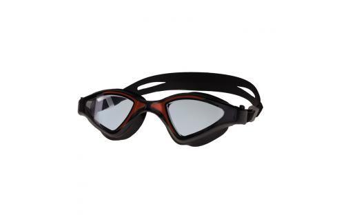SPOKEY - ABRAMIS Plavecké brýle černé s červeným Plavecké brýle