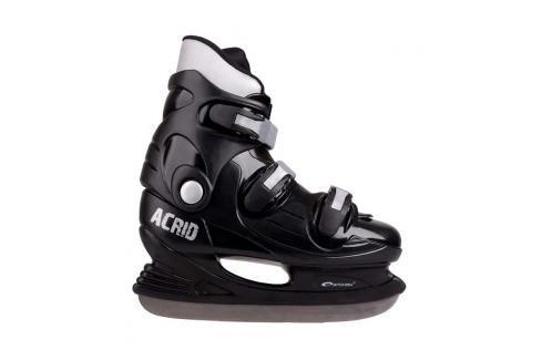 SPOKEY - ACRID RENT Zimní brusle černé č. 46 Brusle