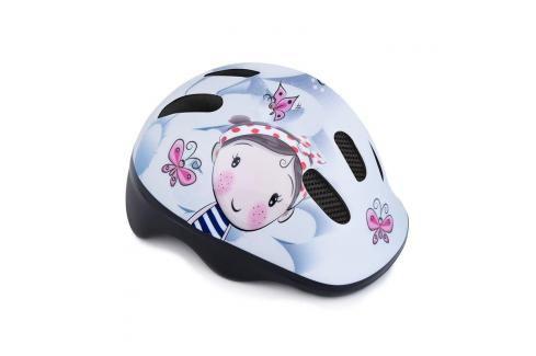 SPOKEY - AGGIE Dětská cyklistická přilba, 44-48 cm Dětské přilby