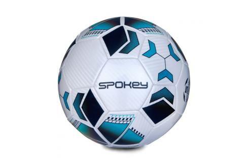 SPOKEY - AGILIT Fotbalový míč bílo-tyrkysový vel.4 Fotbal