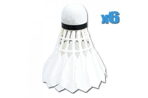 SPOKEY - AIR PRO - Míček na badminton 6 ks péřové Badminton