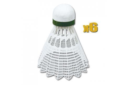 SPOKEY - AIR TEC- Míčky na badminton 6ks nylonové Badminton