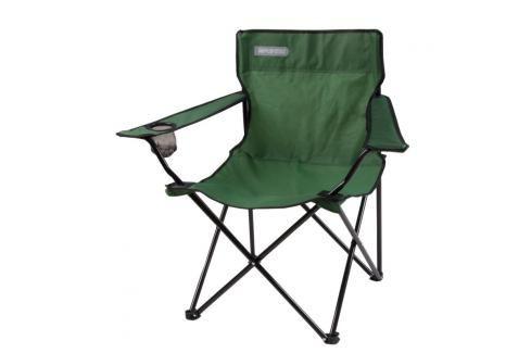 SPOKEY - ANGLER - turistické skládací křeslo zelené Houpací sítě a cestovní židle
