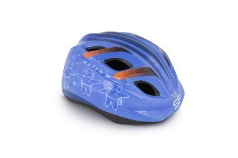 SPOKEY - ASTRO Dětská cyklistická přilba, 48-52 cm Dětské přilby