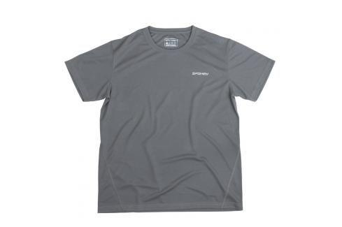 SPOKEY - BECOOL 20 MAN Pánské funkční tričko šedé L Pánské funkční oblečení