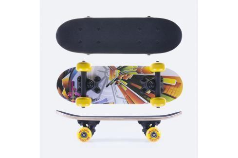 SPOKEY - BLOXY Skateboard mini 43 x12,5 cm Skateboardy