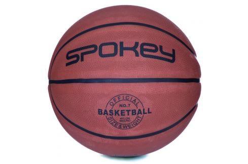 SPOKEY - BRAZIRO II Basketbalový míč  hnědý  vel.5 Basketbal