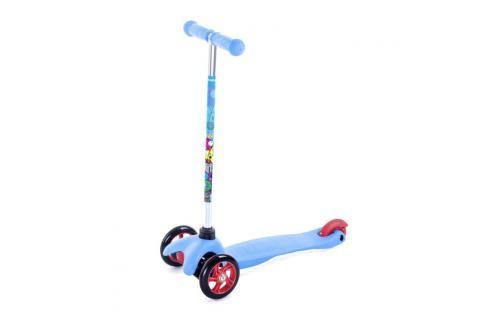 SPOKEY - BULLER Skládací tříkolka dětská modrá Koloběžky