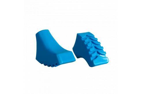 SPOKEY - CALLOUS-Koncovky holí modré NORDIC-WALKING Turistické hole