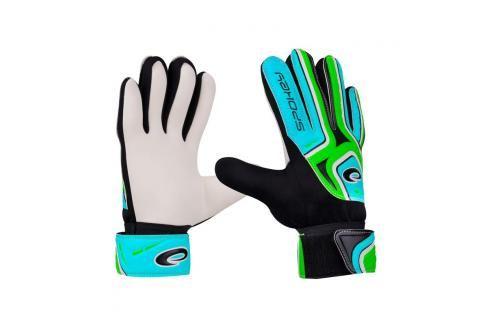 SPOKEY - CATCH II brankářské rukavice zelené roz.4 Fotbal