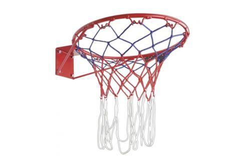 SPOKEY - CESTO-Kruh na košíkovou  se síťkou,d/k 37 cm10mm Basketbal