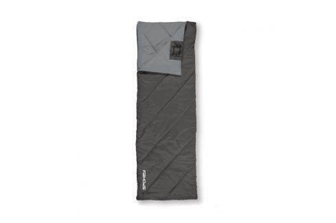 SPOKEY - COZY II Spací pytel deka, černý, pravé zapínání Spací pytle