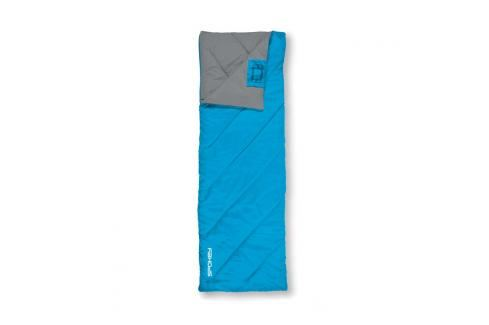SPOKEY - COZY II Spací pytel deka, modrý, pravé zapínání Spací pytle