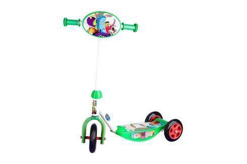 SPOKEY - Critter tříkolka dětská zelená Tříkolky pro děti