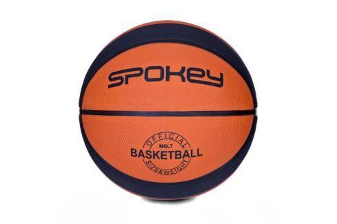 SPOKEY - DUNK Basketbalový míč  hnědý  vel.7 Basketbal