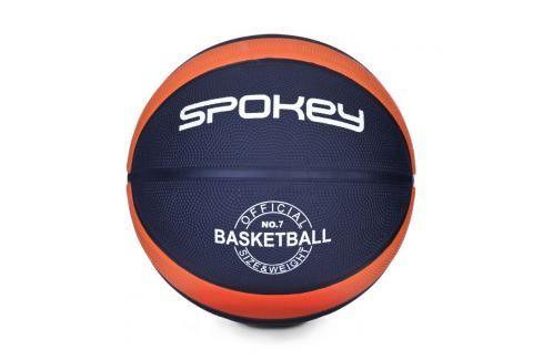 SPOKEY - DUNK Basketbalový míč  modrý vel.7 Basketbal