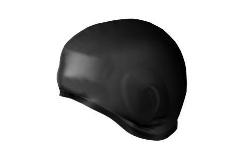 SPOKEY - EARCAP Plavecká čepice černá Spokey