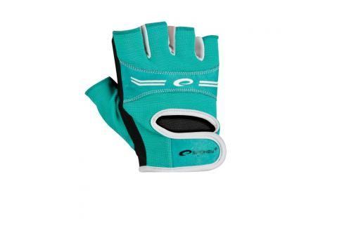 SPOKEY - ELENA Dámské Fitness rukavice zelená vel. M Rukavice pro fitness
