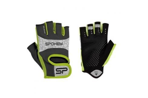 SPOKEY - ELENA II Dámské Fitness rukavice  vel.M limeta Rukavice pro fitness