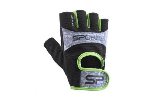SPOKEY - ELENA II Dámské Fitness rukavice  vel.S limeta Rukavice pro fitness