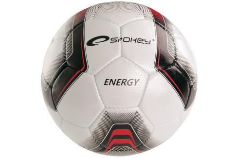 SPOKEY - ENERGY - Fotbalový míč červený č. 5 Fotbal