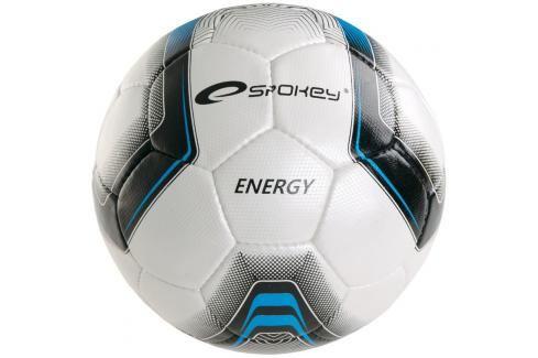 SPOKEY - ENERGY - Fotbalový míč modrý č. 5 Fotbal