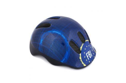SPOKEY - FBI Dětská cyklistická přilba, 48-52 cm Dětské přilby