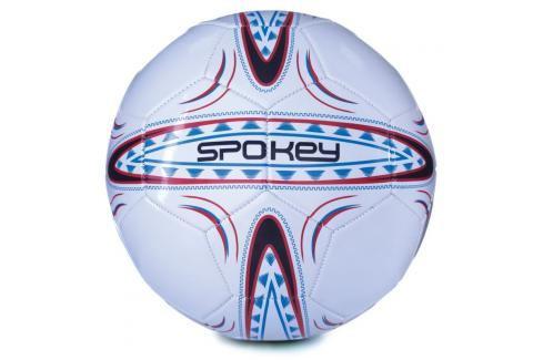 SPOKEY - FERRUM Fotbalový míč vel..5  bílo-modrý Fotbal