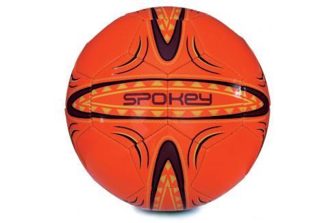 SPOKEY - FERRUM Fotbalový míč vel..5  oranžovo-černý Fotbal