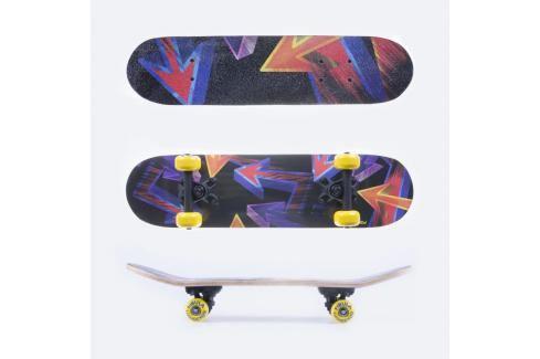 SPOKEY - FIBULA Skateboard střední 60 x 15 cm Skateboardy