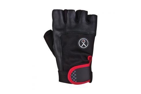 SPOKEY - FIKS - Fitness rukavice černé L Rukavice pro fitness